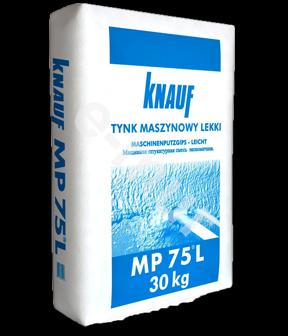 Knauf Tynk Masz Lekki Mp75 30kg Sklep Internetowy Materialy